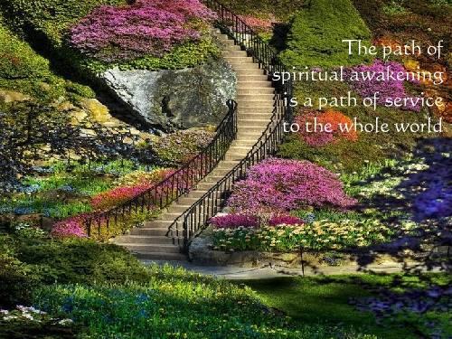 image The spiritual path of bbc adept hood