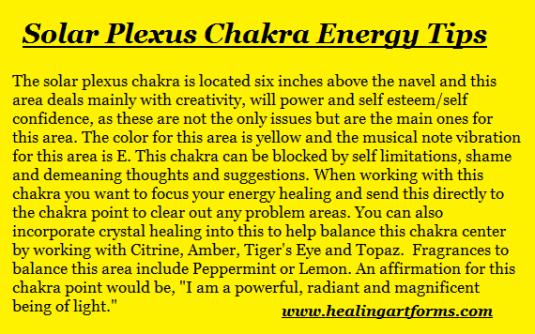 how to open solar plexus chakra