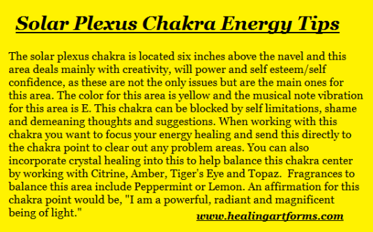 how to open solar plexus chakra