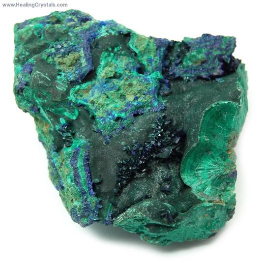 Azurite---Azurite-Malachite-Chunks-Morocco-11